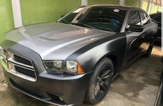 Foreign Used Dodge Charger 2014 Model Gray