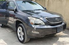 Nigeria Used Lexus RX 2009 Model Gray