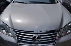 Foreign Used Lexus GS 2010 Model Silver