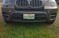 Nigeria Used BMW X5 2012 Model Brown
