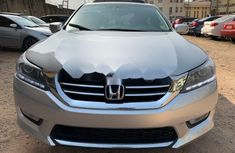Foreign Used Honda Accord 2014 Model Gold