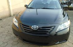 Nigeria Used Toyota Camry V4 2008 Model Black for Sale