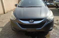 Nigeria Used Hyundai ix35 V4 2013 Model Brown