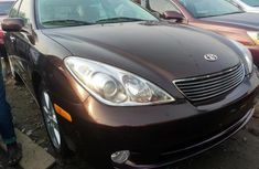 Foreign Used Lexus ES 2005 Model for Sale
