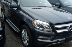Foreign Used Mercedes-Benz GL-Class 2014 Model Gray