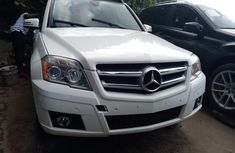 Foreign Used Mercedes Benz GLK350 2010 Model White