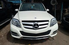 Foreign Used Mercedes-Benz GLK350 2012 Model White