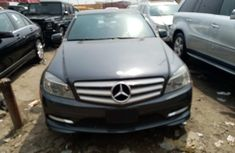 Foreign Used Mercedes Benz C350 2008 Model Black for Sale
