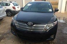 Nigeria Used Toyota Venza 2011 Model Black for Sale