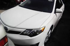 Foreign Used Toyota Camry 2013 Model White