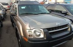 Foreign Used Nissan Xterra 2003 Model Gray