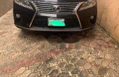 Nigeria Used Lexus RX 2013 Model Black