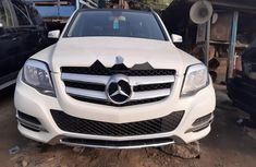 Foreign Used Mercedes-Benz GLK 2011 Model White