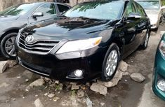 Foreign Used Toyota Camry 2008 Model Black for Sale
