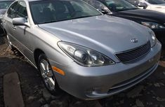 Foreign Used Lexus ES330 2005 Model Gray for Sale