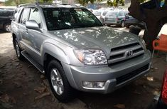 Foreign Used Toyota 4Runner 2005 Model for Sale