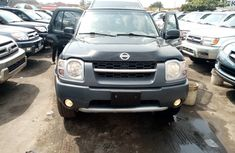 Foreign Used Nissan Xterra 2008 Model Black for Sale