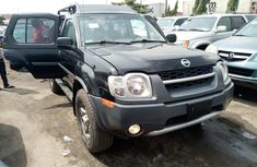 Foreign Used Nissan Xterra 2004 Model Black for Sale