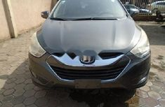 Nigeria Used Hyundai ix35 2013 Model Brown