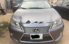 Nigeria Used Lexus ES 2013 Model Gray