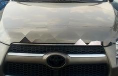 Foreign Used Toyota RAV4 2011 Model Beige