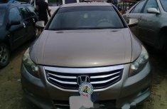 Nigeria Used Honda Accord 2008 Model Gold