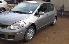 Foreign Used Nissan Versa 2011 Model Silver