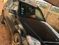 Nigeria Used Mercedes-Benz GLK 2015 Model Black