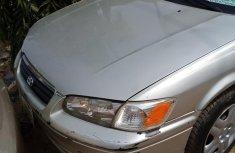 Nigeria Used Toyota Camry 2001 Model Silver