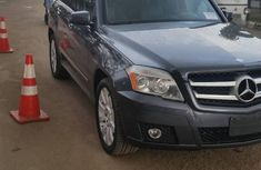 Foreign Used Mercedes-Benz GLK 2012 Model Gray