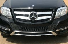 Foreign Used Mercedes-Benz GLK 2015 Model Black
