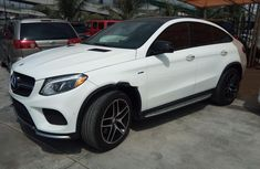Foreign Used Mercedes-Benz GLE 2016 Model White