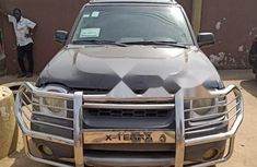 Nigeria Used Nissan Xterra 2004 Model Black