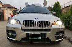 Nigeria Used BMW X6 2011 Model Silver