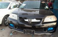 Foreign Used Acura MDX 2006 Model Model Black