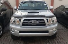 Foreign Used Toyota Tacoma 2007 Model Silver