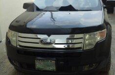 Nigeria Used Ford Edge 2009 Model Black