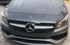 Foreign Used Mercedes-Benz CLA-Class 2018 Model Gray