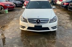 Foreign Used Mercedes-Benz C350 2009 Model White