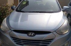 Nigeria Used Hyundai ix35 2010 Model Silver