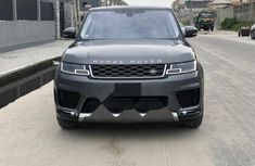 Tokunbo Land Rover Range Rover Vogue 2018 Model Gray