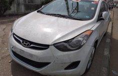 Foreign Used Hyundai Elantra 2012 Model White