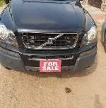 Foreign Used Volvo XC90 2005 Model Black
