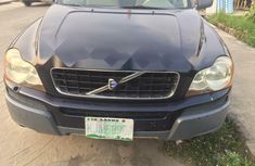 Nigeria Used Volvo XC90 2004 Model Blue