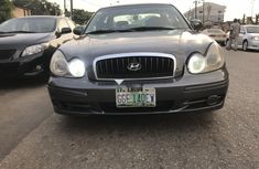 Nigeria Used Hyundai Sonata 2005 Model Gray