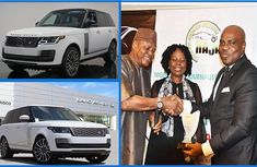 Range Rover Autobiography bags Award for Nigeria Luxury SUV of 2019