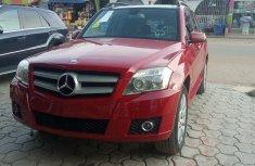 Tokunbo Mercedes-Benz GLK 2010 Model Red