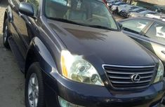 Foreign Used Lexus GX 2005 Model Blue