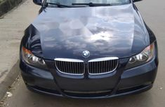 Foreign Used BMW 325i 2006 Model Blue