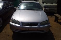 Foreign Used Toyota Camry 2002 Model Gold